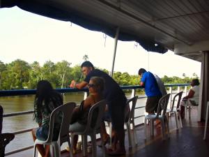 Amazonas Flussfahrt