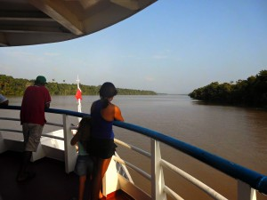 Amazonas Flussreise