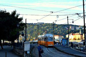 budapest-strassenbahn