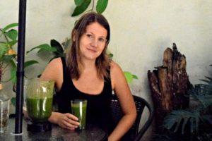 30 Tage Rohkost bzw. rohvegane Ernährung: Zum Frühstück gab es jeden Morgen einen grünen Smoothie