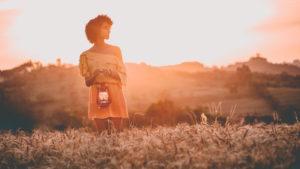 Spiritualität bedeutet, mit etwas Höherem in Kontakt zu sein