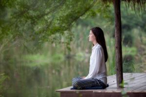 Die Lebensaufgabe finden bzw. erkennen wir am besten in der Stille