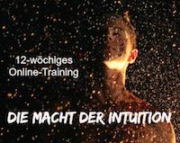 Wie du deine Intuition trainieren und stärken kannst: Der 12-wöchige Online-Kurs