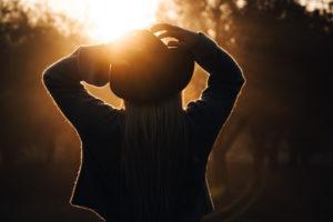 Wenn du dich um die tiefere Sehnsucht kümmerst, erreichst du deine Ziele mit Leichtigkeit und Freude